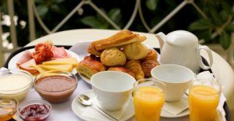 Ilyen a klasszikus európai reggeli