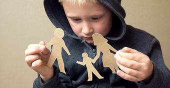 Elvált szülők gyerekei kétszer gyakrabban kapnak agyvérzést