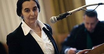 Geréb Ágnesnek nem kell megkezdenie a fogházbüntetését