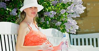 A kánikula ezért veszélyes a terhes nőkre