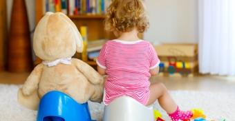 Baj, ha nincs minden nap széklete a kisgyereknek?
