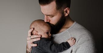Hogyan változik az apaszerep a baba születésekor?