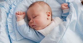 Ezért olyan fontos, hogy jól aludjon a baba