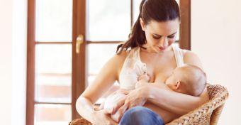 Az anyatej beprogramozza az anyagcserét!