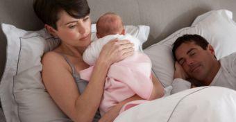 Te hogyan altatod el a kisbabád?