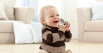 A beszédfejlődés szakaszai 1 éves korig