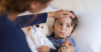 Hogy előzzük meg, hogy lebetegedjen a gyerek?
