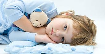 Szalmonellafertőzés gyerekkorban