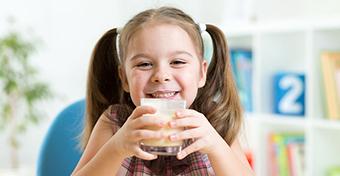 A tej egészséges, de csak egy bizonyos életkor felett