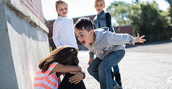 Zaklató a gyerekem? Vagy csak rossz napja van?