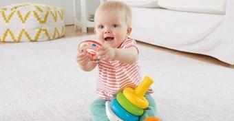 Mit vegyek a babámnak? - Játéktippek 1 éves kor alatt
