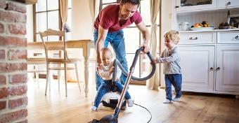 11 dolog, amit az otthon maradó anyukák elvárnak az újdonsült apáktól