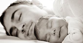 Együtt vagy külön aludjunk a gyerekkel?