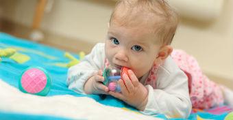 Így fejleszd a babád 5 érzékét