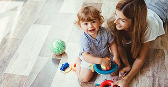Ajándékötletek 1 éves gyerekeknek