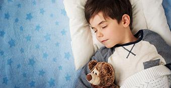 Ha kétéves elmúlt, nem kell erőltetni a nappali alvást?