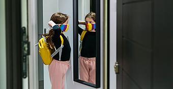 Hatéves kortól kötelező lesz a maszkviselés a spanyol iskolákban