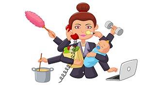 Az anyák a legjobb munkaerők