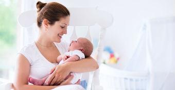 Az újdonsült anyák 4 parancsolata