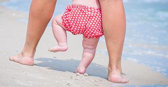 Erre figyelj, ha babával indulsz nyaralni!