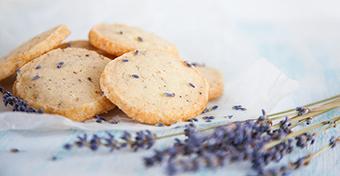 Kekszet is süthetsz az év gyógynövényéből