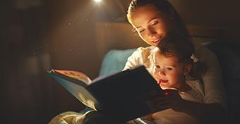 Történetek arról, hogy miért jó mesét olvasni a gyerekkel