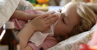 Az influenza könnyebben okoz szövődményt a gyerekeknél