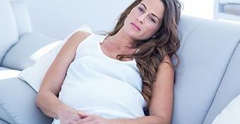 Gyomorégés terhesség alatt