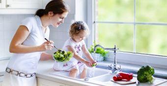 Lehet túl egészségesen táplálni egy kisgyermeket?