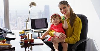Anya vagyok, de dolgozni is szeretek