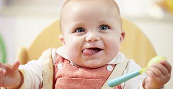 Hozzátáplálás: ezért kapjon spenótot a gyerek