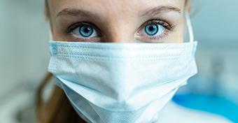 A Bethesda Gyermekkórház így varrat maszkokat
