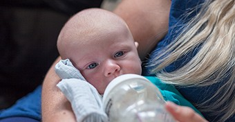 A babák csuklásának leggyakoribb okai