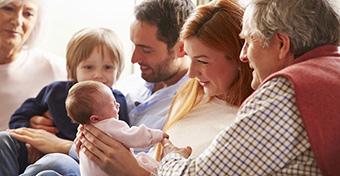 10 dolog, amit ne tegyél, ha újszülött babát látogatsz