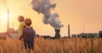 A légszennyezettség 20 hónappal rövidíti meg az új generáció élettartamát