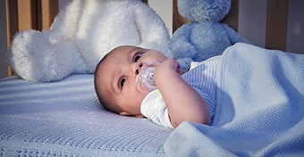 Ha a baba éjszaka nem alszik