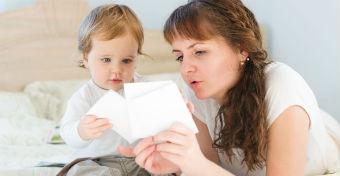 Beszédfejlődés 1-2 éves korban