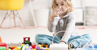 Inhalátor: mire és hogy érdemes használni a gyereknél?