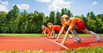 A komolyabb sporttal jobb, ha várunk 7 éves korig