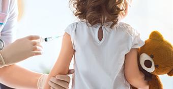 Több mint 20 millió gyerek nem kap kanyaró elleni oltást