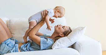 A babák szeretetének 13 jele