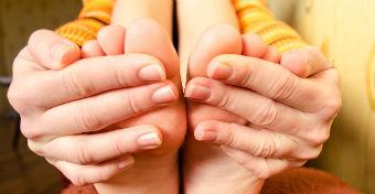 Lábápolás a várandósság alatt