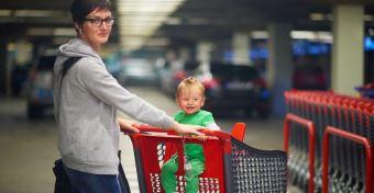 Tippek, ha a gyerekkel vásárolsz
