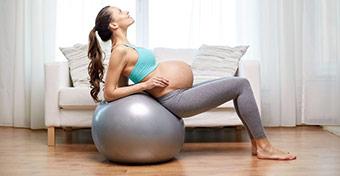 Csökkenti a terhességi diabétesz esélyét a mozgás