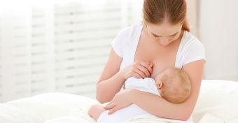 A szoptatás alatt is fontos a tápanyagok pótlása!