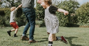 Nem a kert méretén múlik a gyerek fizikai aktivitása