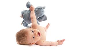 Gurulás a babáknál - Mikor jelentkezik, meddig tart?