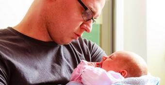 Apák lelki krízisben: a megelőzés is nagyon fontos