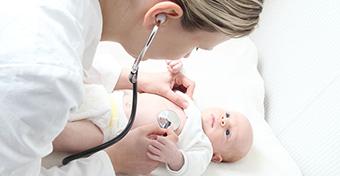 Minden száz gyerekből egy szívfejlődési rendellenességgel születik