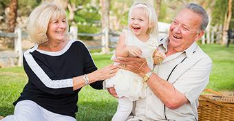 Több unoka után több nagyszülői gyed is igénybe vehető